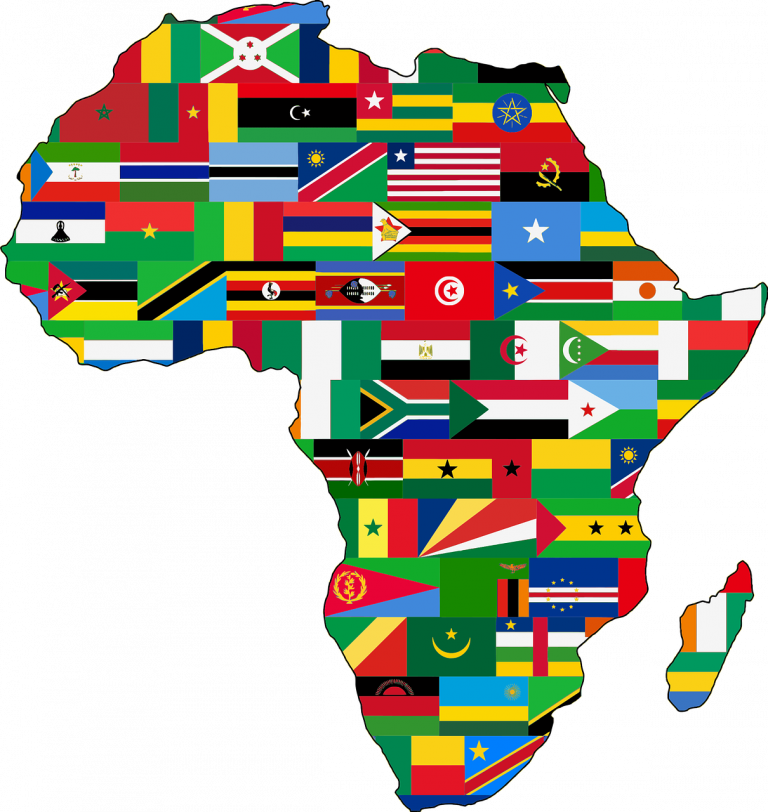 continent africain